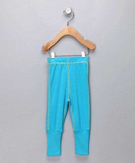 Blue Riding Pants - Infant