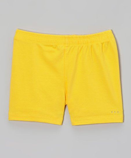 Lemonade Rhinestone Undershorts - Toddler & Girls