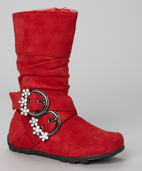 Red Bella Boot