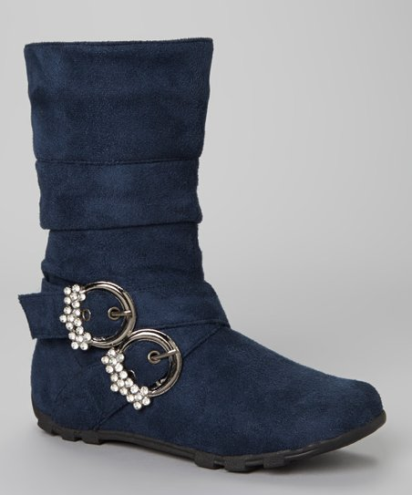 Blue Bella Boot