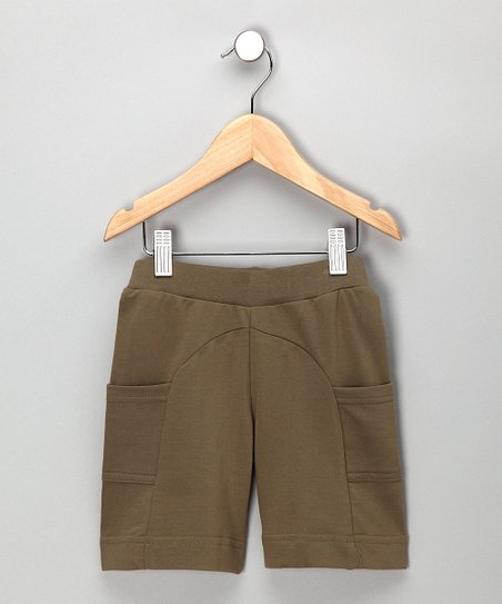Safari Organic Discover Shorts - Infant, Toddler & Boys