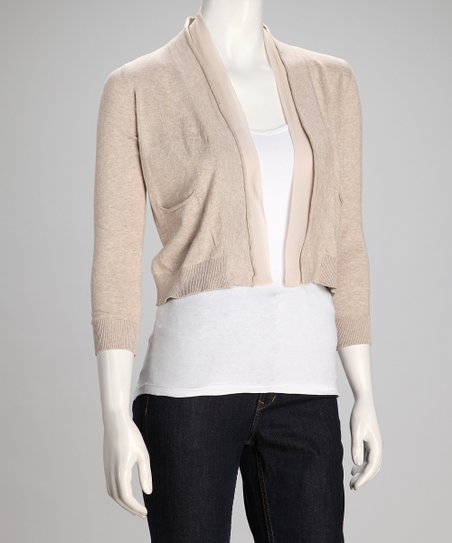 Ice Pretty Women Open Cardigan - Women