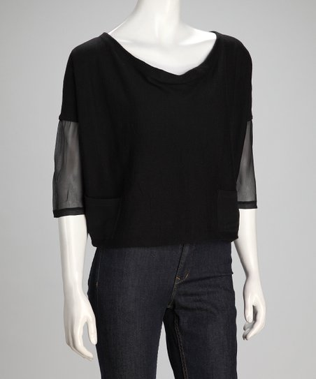 Black Boulevard Top - Women