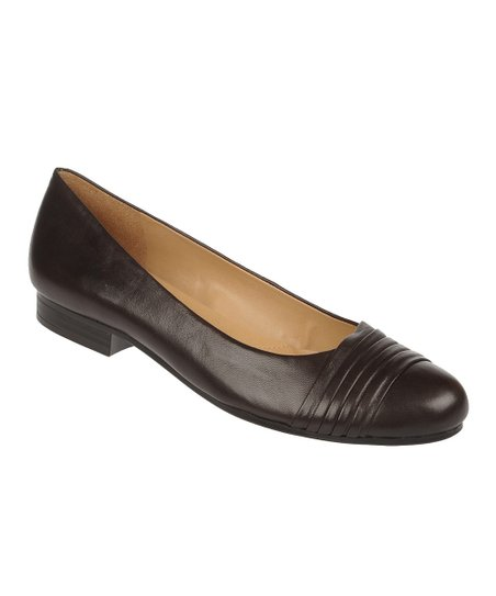 Oxford Brown Sheep Symphony Leather Leana Flat
