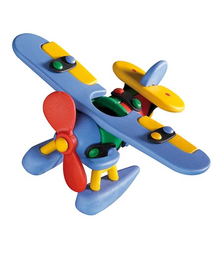 Water Plane Construction Kit
