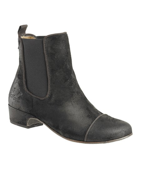 Black Gallagher Boot - Women