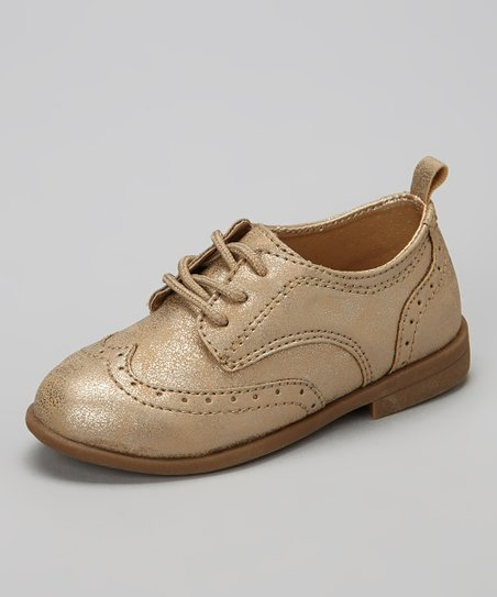Gold Tilly Oxford