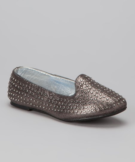 Pewter Loafer