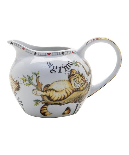 Alice in Wonderland Cream Pitcher