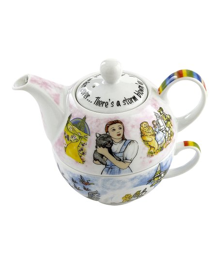 Wizard of Oz Tea-for-One Set