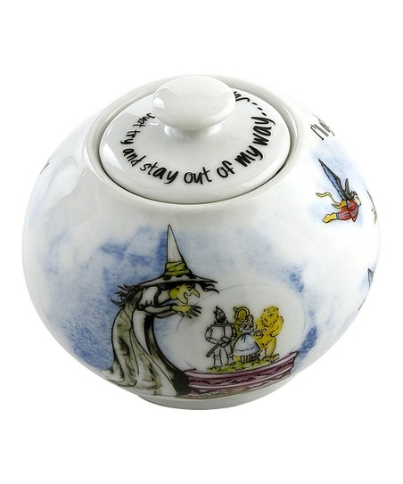 Wizard of Oz Covered Sugar Bowl