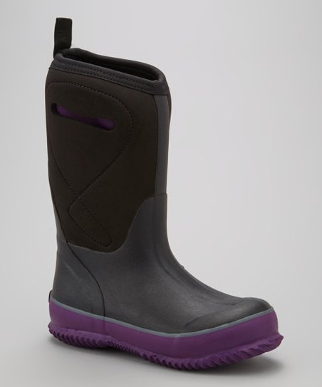 Wisteria Pocket Boot - Kids
