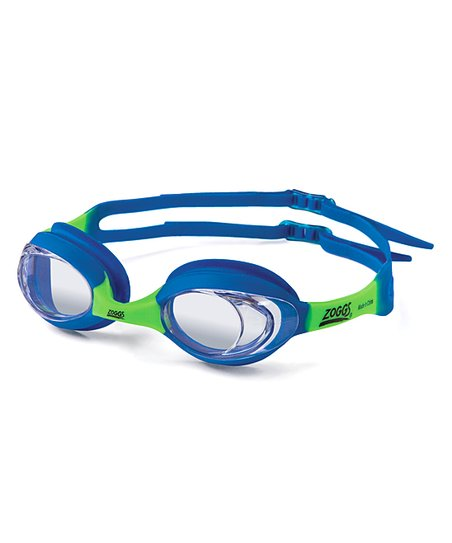 Blue & Green Lil Optima Goggles