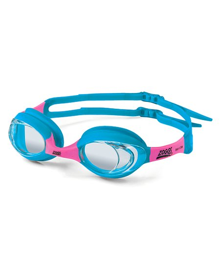 Light Blue & Pink Lil Optima Goggles