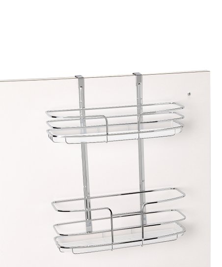 Double Shelf Cabinet Door Tray