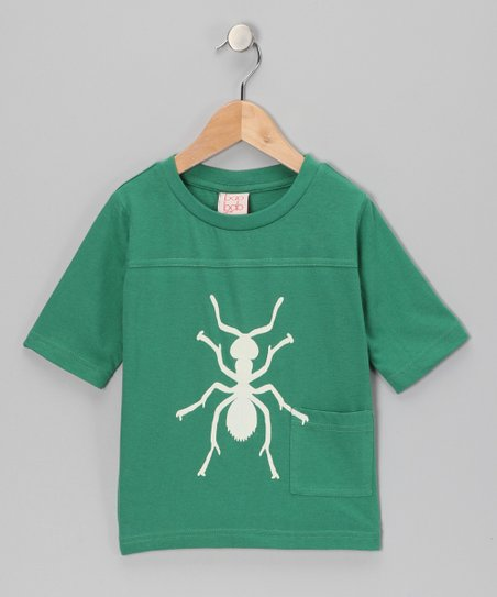 Green Ant Organic Tee - Toddler &amp; Boys