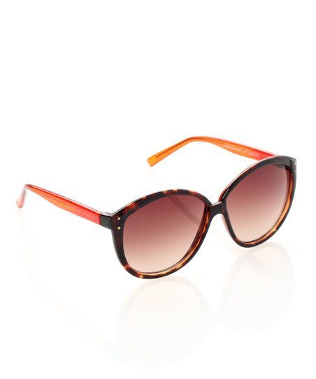 Tortoise Butterfly Sunglasses