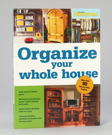 Organize Your Whole House Paperback