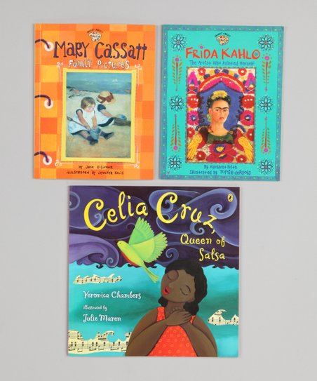 Female Artist Paperbacks