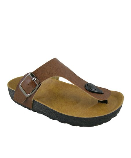 Brown Walking Sandal