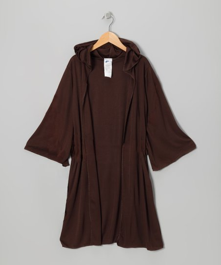 Brown Deluxe Sith Robe - Kids