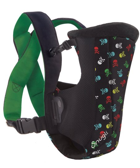 Mini Skulls Snugli Vented Carrier