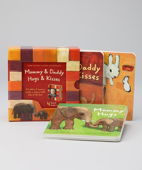 Mommy & Daddy Board Book Box Set