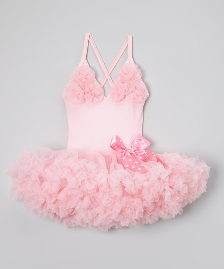 Pink Ruffle Tutu Dress - Infant, Toddler & Girls