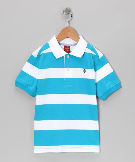 Surf Stripe Polo