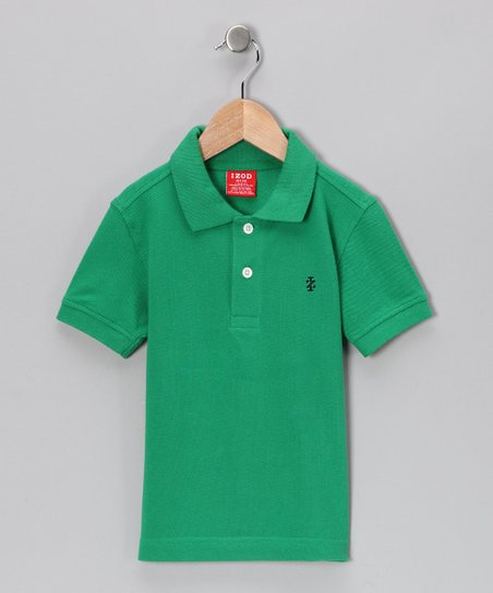Jelly Bean Polo - Boys