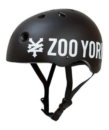 Zoo York Black Helmet