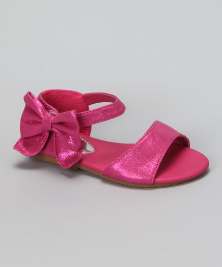 Fuchsia Apple-55 Sandal