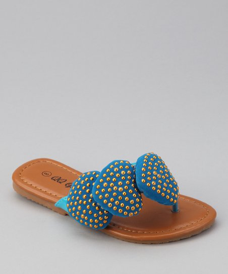 Blue Play 88 Heart Sandal