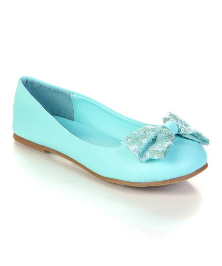 Sea Green Eta Ballet Flat