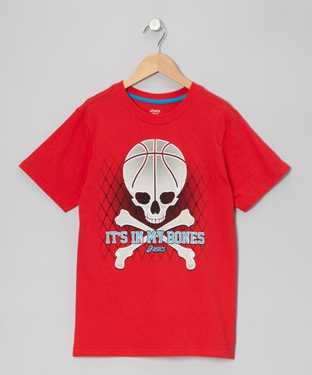 True Red 'In My Bones' Tee - Boys