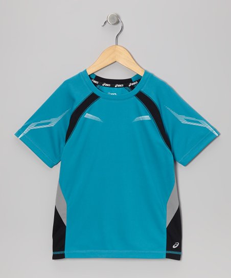 Caribbean Sea Track Top - Boys