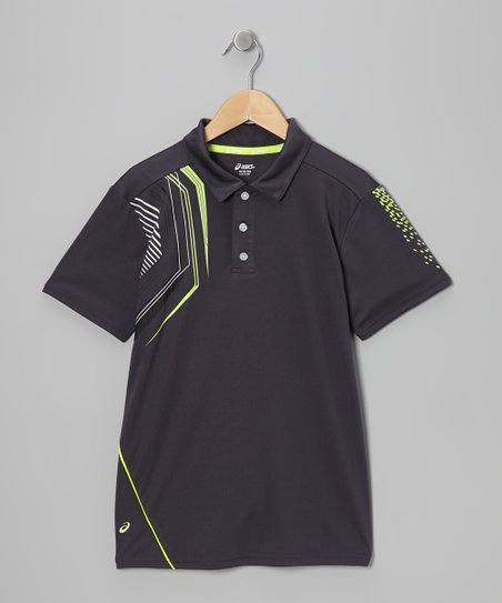 Steel Keen Polo - Boys