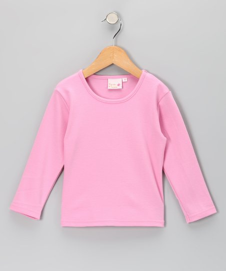 4EverPrincess Bubble Gum Long-Sleeve Tee - Toddler &amp; Girls