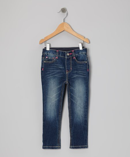 Charged Blue Sure2Fit True Straight-Leg Jeans - Infant & Toddler