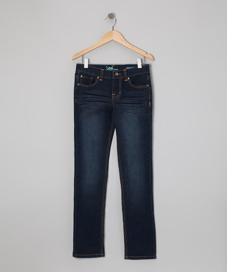 Cloudy Night Marlin Straight-Leg Jeans - Toddler