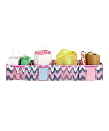 Joni Gray Shopping Trunk Organizer