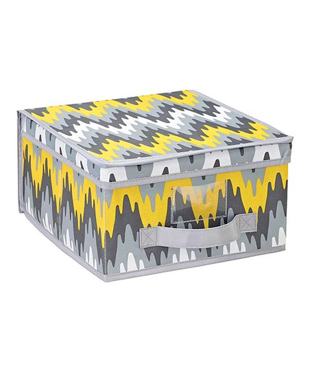 Joni Citron Pop Medium Storage Box