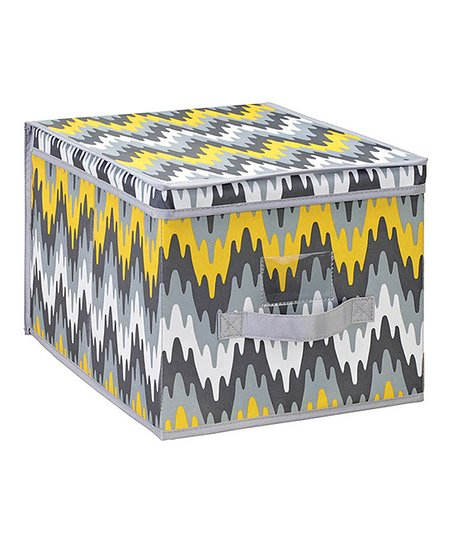 Joni Citron Pop Large Storage Box