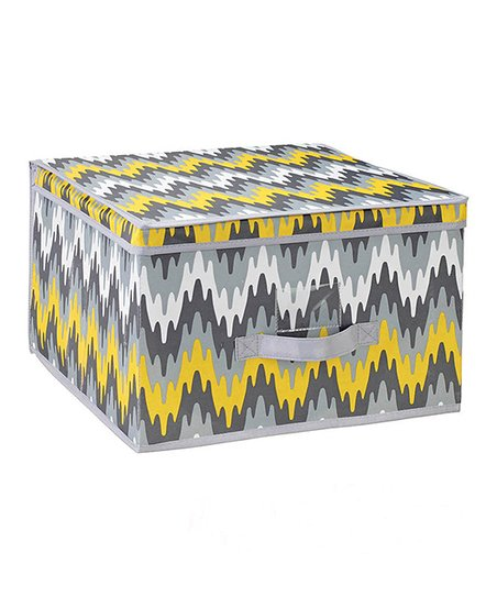Joni Citron Pop Jumbo Storage Box