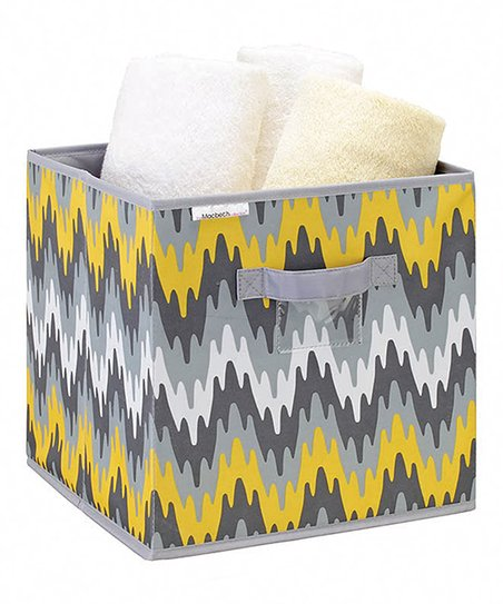 Joni Citron Pop Medium Storage Cube