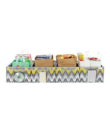 Joni Citron Pop Shopping Trunk Organizer