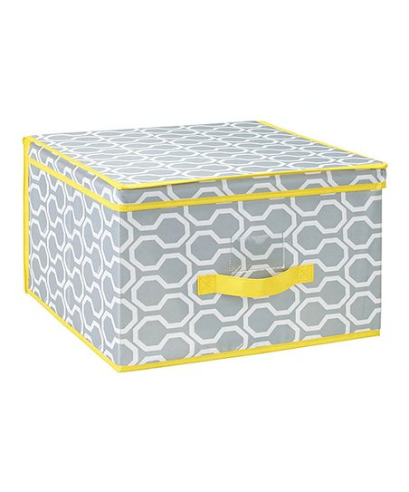 Graphite Dinah Jumbo Storage Box