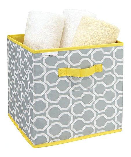 Graphite Dinah Medium Storage Cube
