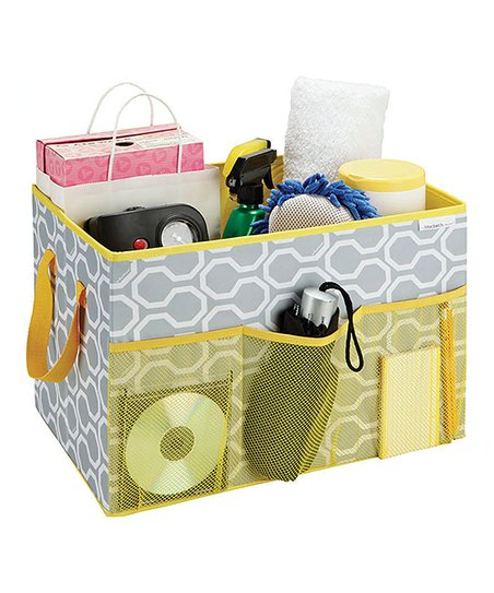 Graphite Dinah Collapsible Trunk Organizer