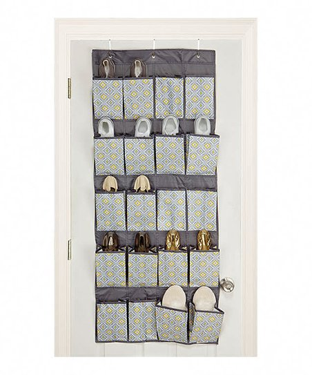 Jeanie Gypsy Over-the-Door Shoe Organizer